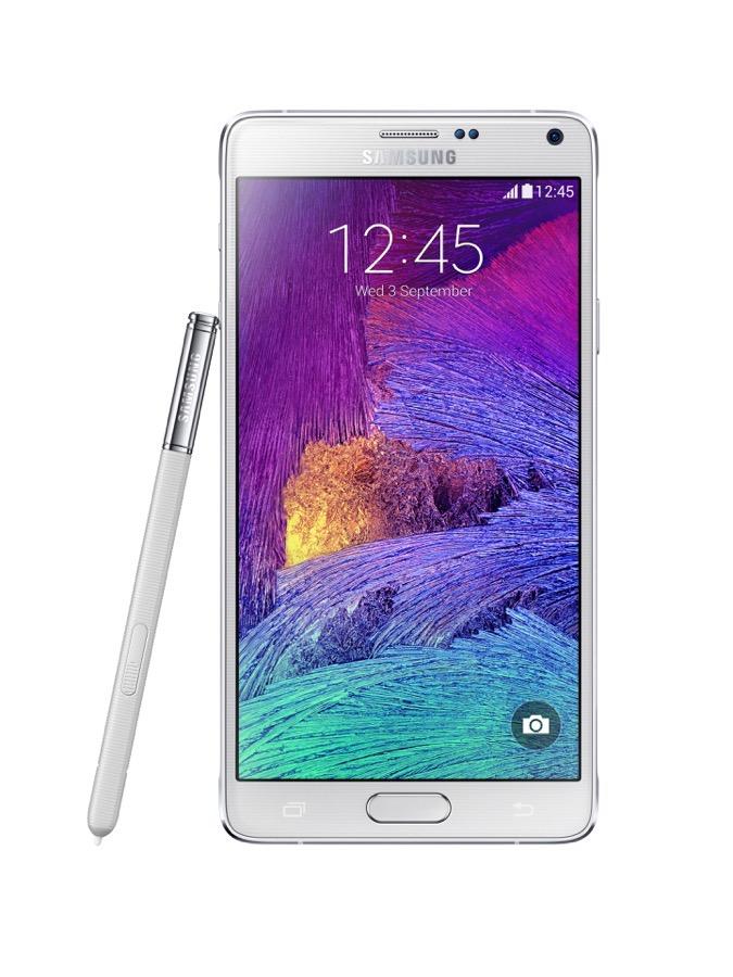 Samsung Galaxy Note 4 Testbericht