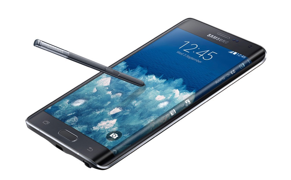 galaxy note edge official