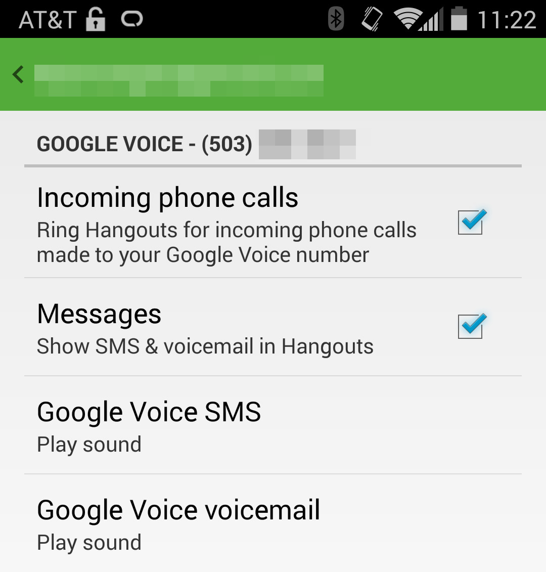 google voice hangouts finally