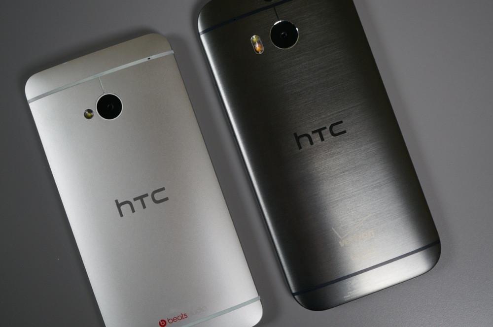 htc one m7 m8