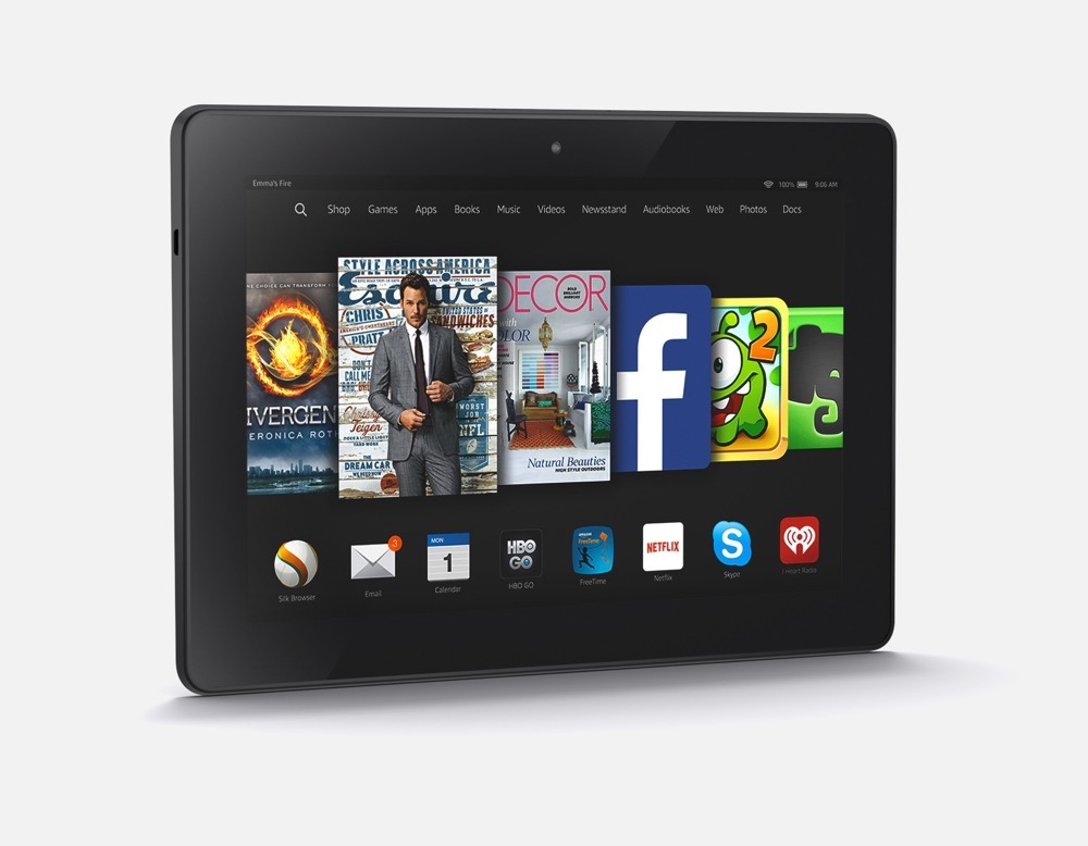 kindle fire hdx-1