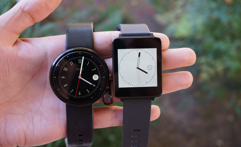 Thursday Poll: Should a Smartwatch be Round or Square ...