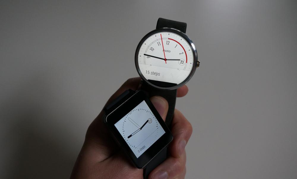 moto 360 g watch