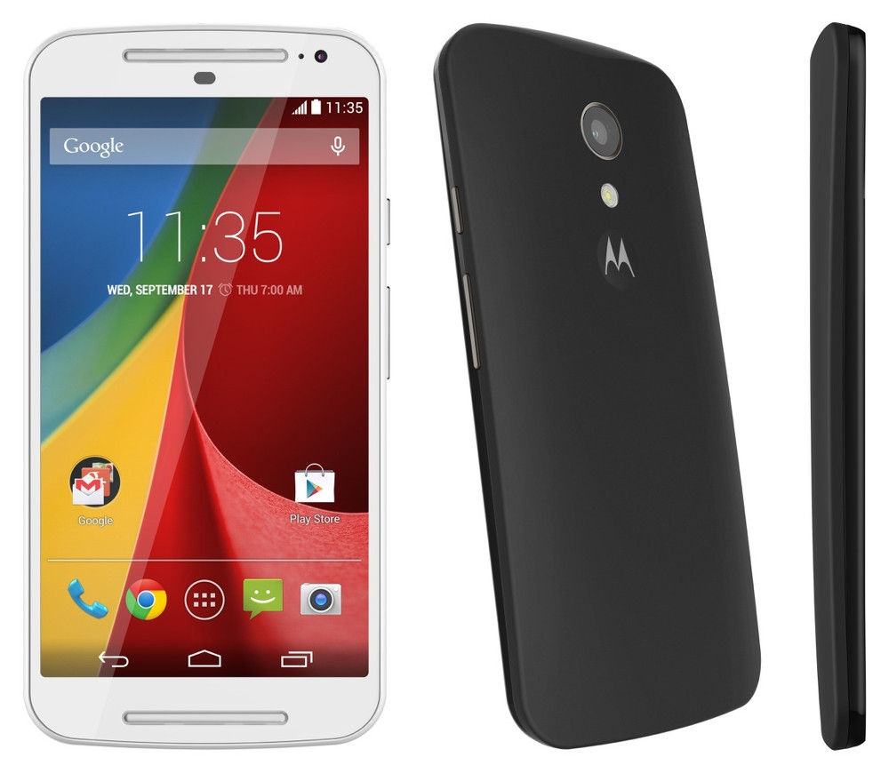 new moto g official