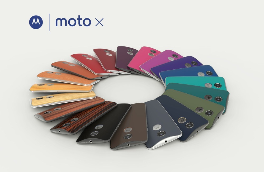 Motorola Announces the New Moto X, Available This Month ...
