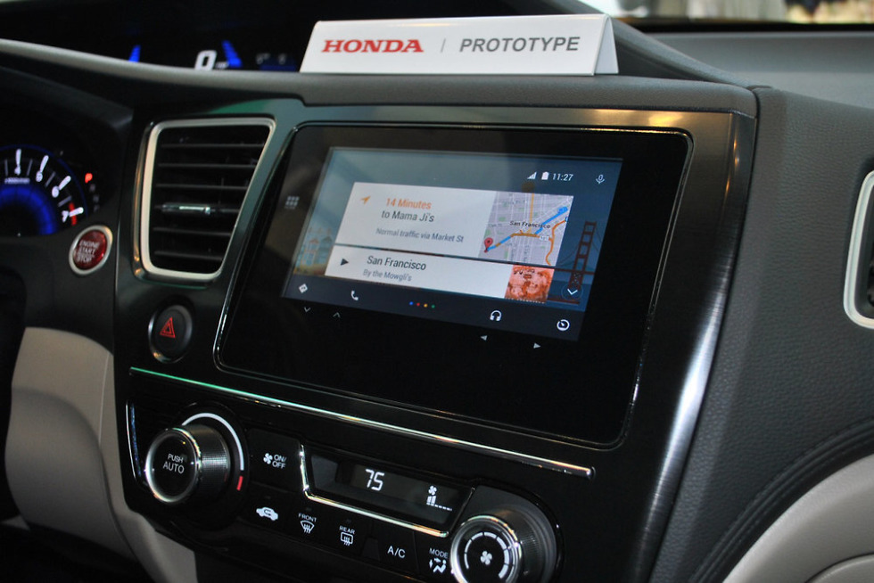 Google Releases First Android Auto APIs to Developers