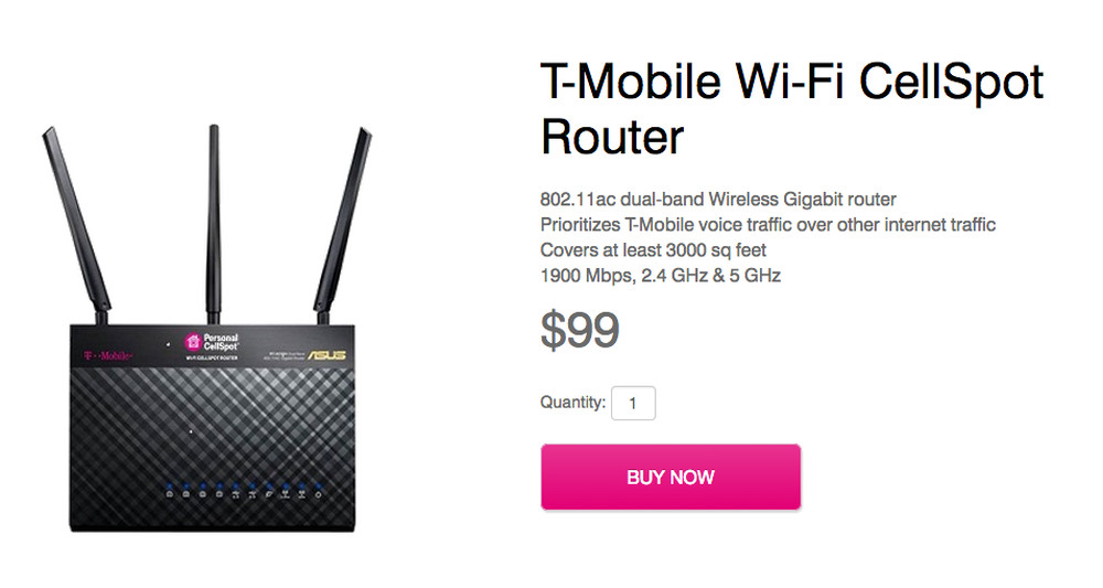 T Mobile S Personal Cellspot And Gogo In Flight Texting