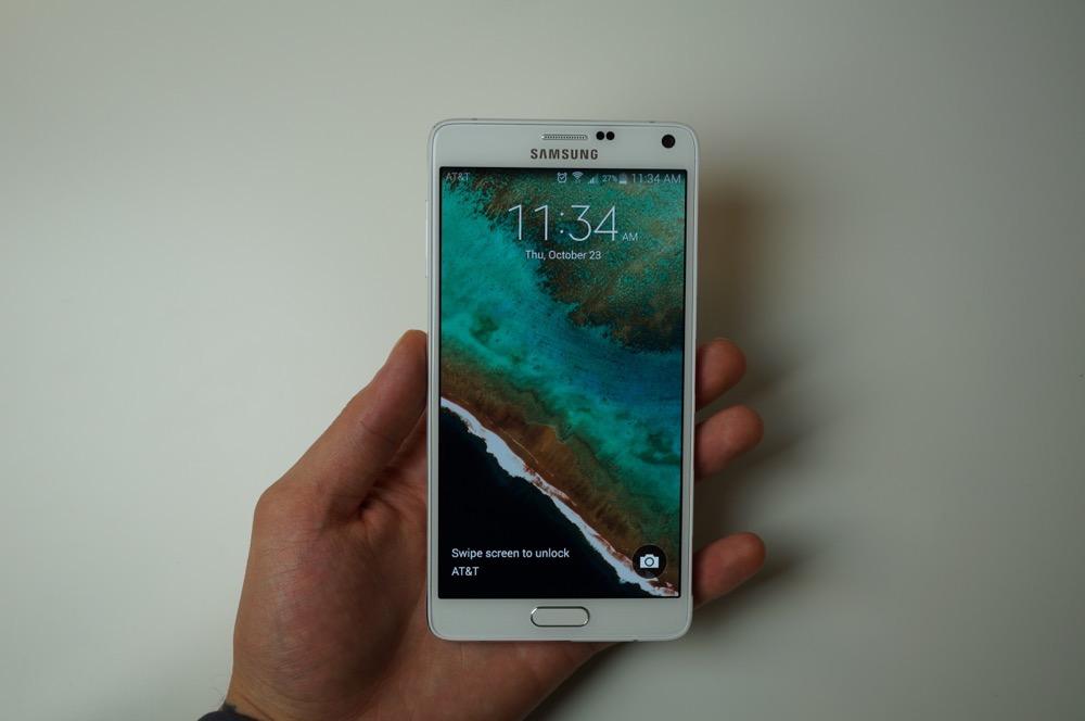 Galaxy Note 400363