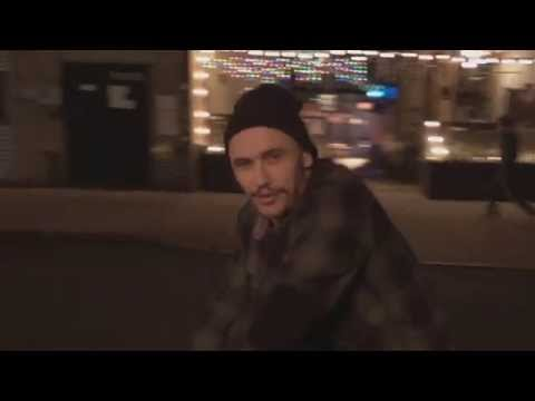 James Franco, the Bike Phantom