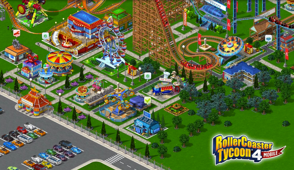 Theme Park Tycoon  Building Tips