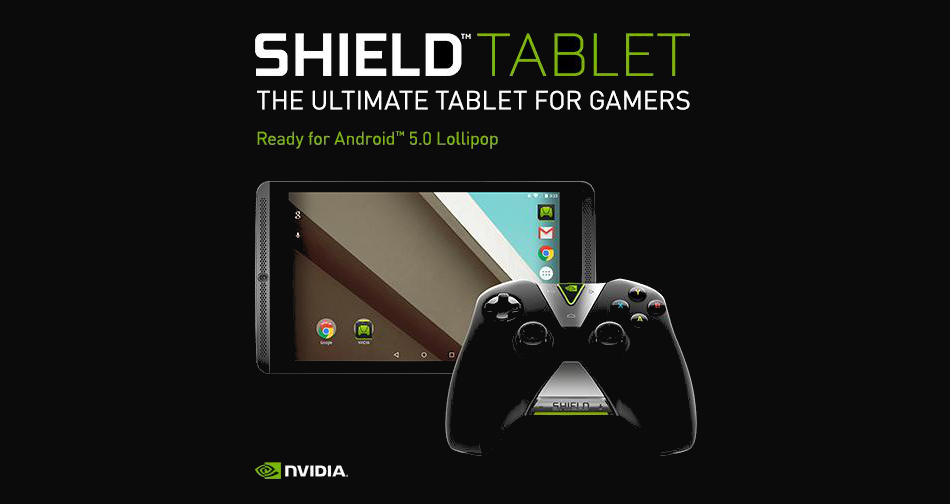 SHIELD Tablet Lollipop