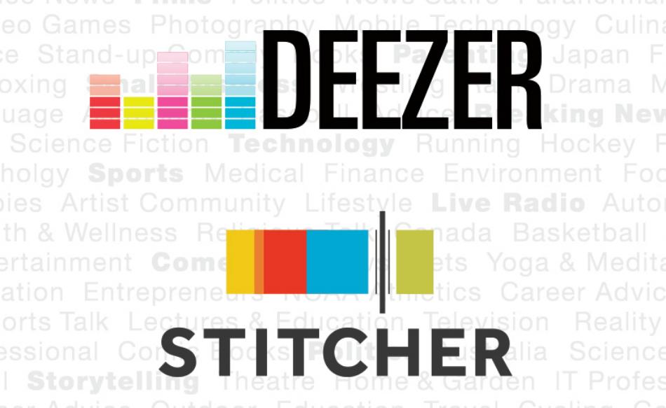 Stitcher_Deezer logo