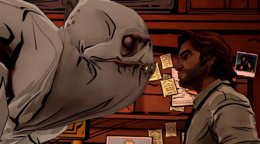 The Wolf Among Us - Episode 1 (2013) PC | RePack …
