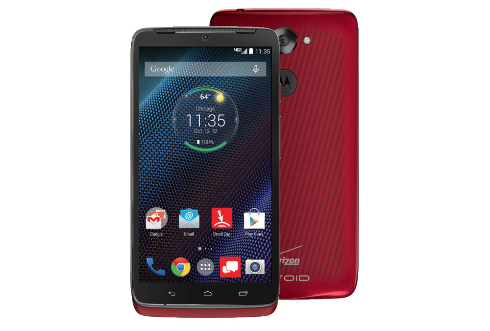 Product description. This big brother to the Droid Eris steps up to a larger, higher-resolution display, higher-resolution camera, faster processor, nearly 8 GB of built-in memory, and throws in an FM radio.