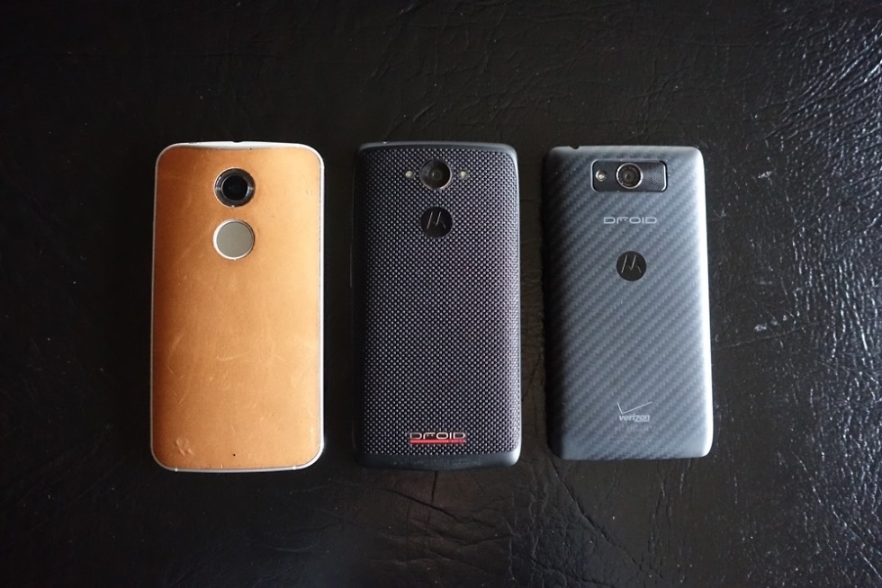 Video: DROID Turbo vs  DROID MAXX and Moto X (2nd Gen