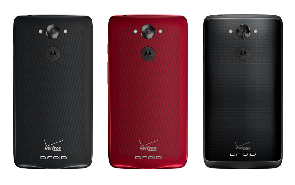 Comparison: DROID Turbo vs. Nexus 6 vs. Moto X (2nd Gen ...