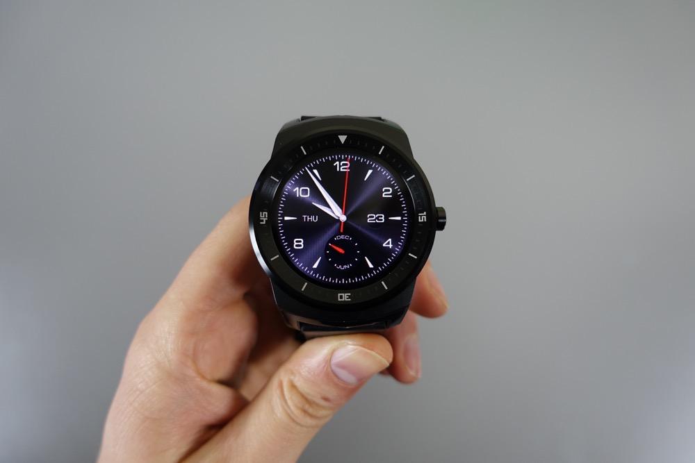 g watch r-1