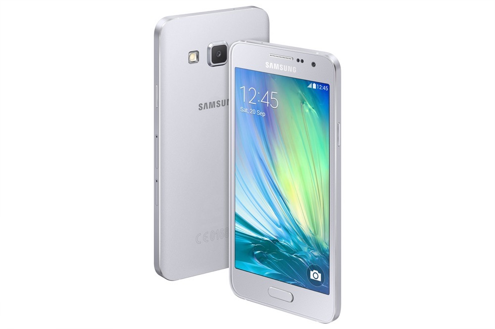 Samsung Announces The Galaxy A5 And A3 Thin Mid Range And Metal