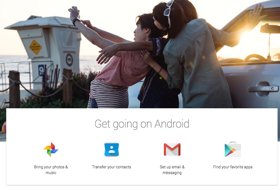 Google has a Guide to Help You Move From Your iPhone to
