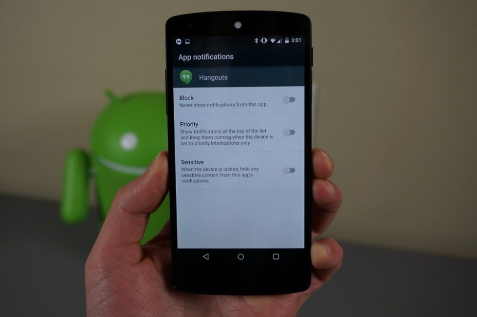 Video: Android 5 0 Feature – Managing Notification Access