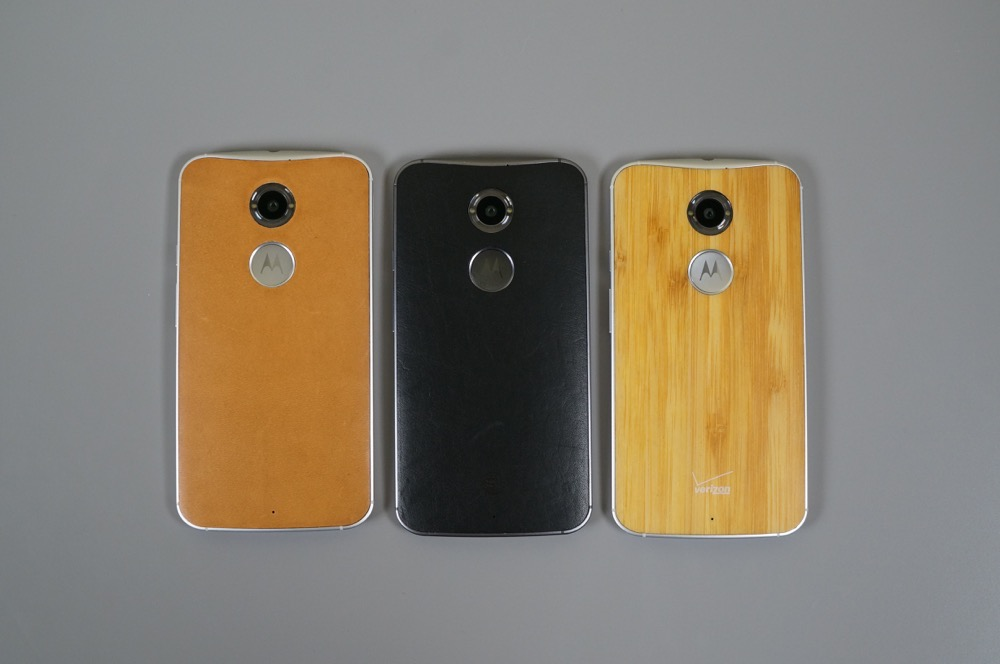 This is How Beautiful the Leather Looks on a Moto X (2nd ...