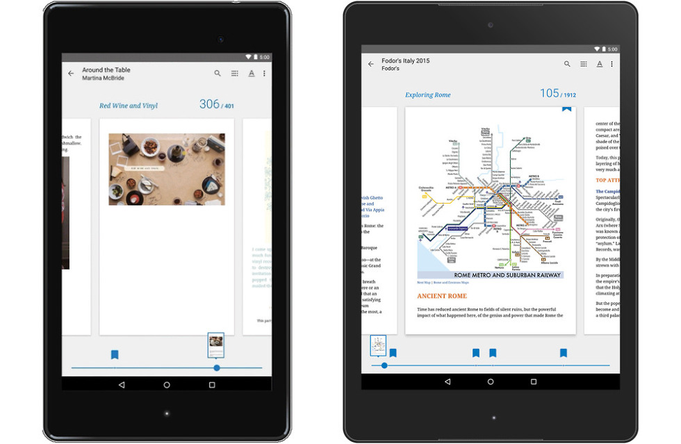Google Reveals Redesigned Play Books App Optimized for