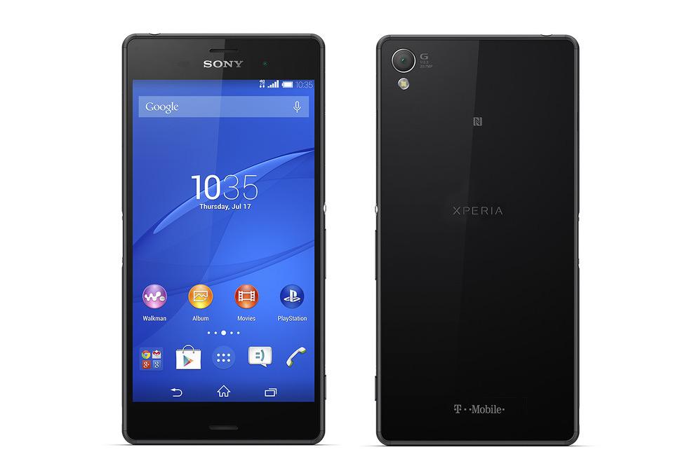 Xperia Z3 T Mobile Sony Xperia Z3 A...