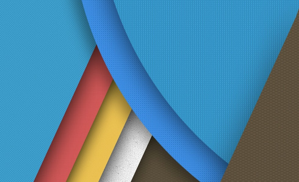 140+ Material Design Inspired Wallpapers Available for