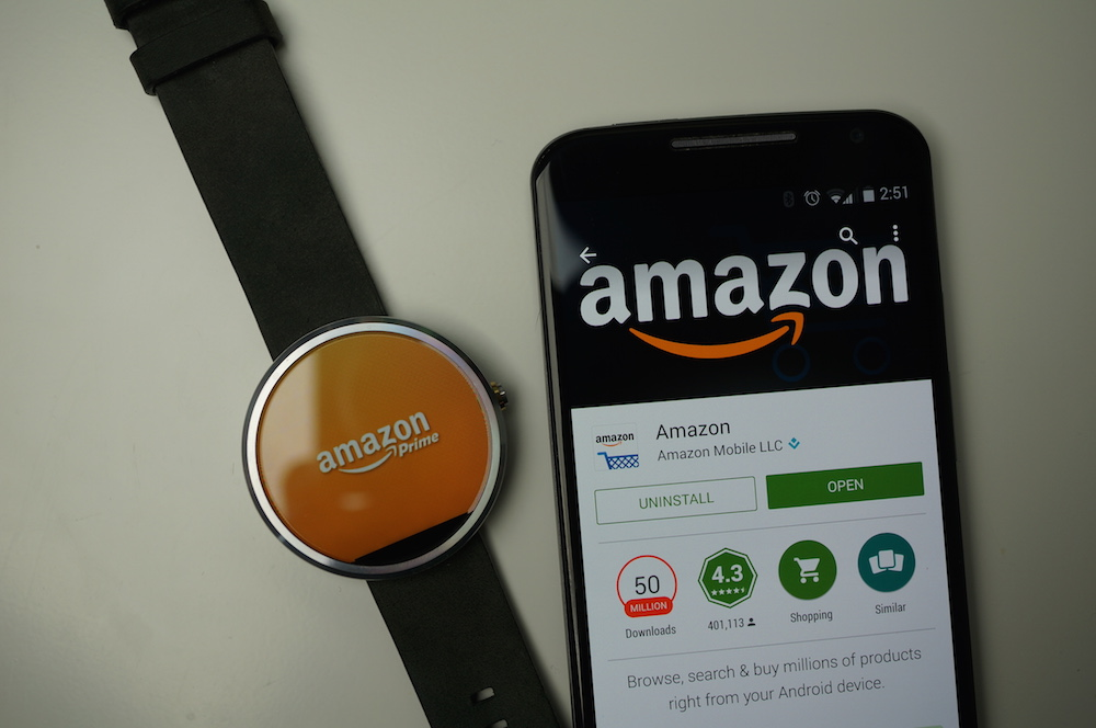 Amazon Android Wear