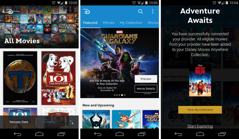 Sign Up for Disney Movies Anywhere, Get Free Disney Movie