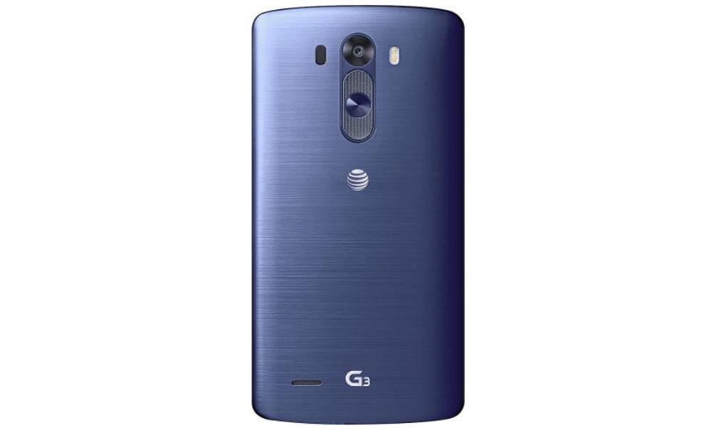 LG G3 Steel Blue