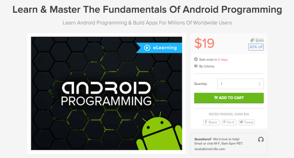 Deal: Learn the Fundamentals of Programming for Just $19, Down From