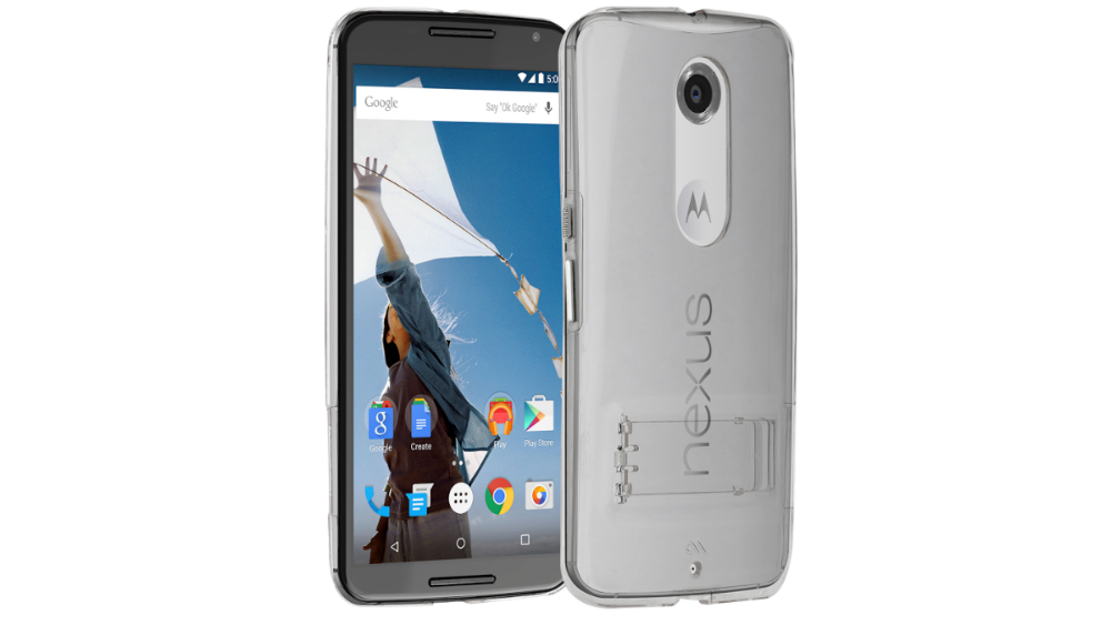 Nexus 6 Naked Case
