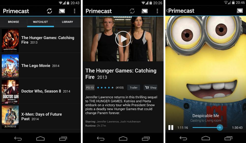 Primecast