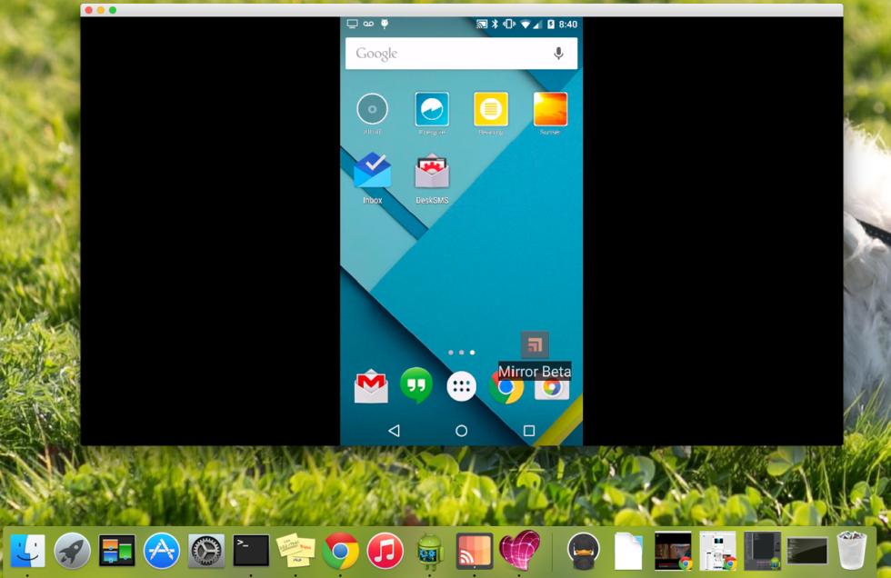 Koush's Mirror App Hits Open Beta, Record Your Screen or