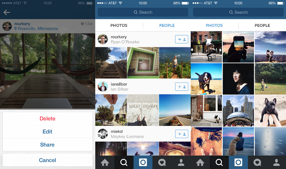Instagram Update Finally Introduces Caption Editing, New Discovery