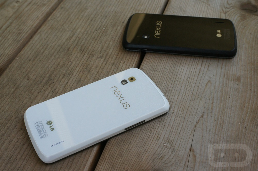 nexus 4 white black