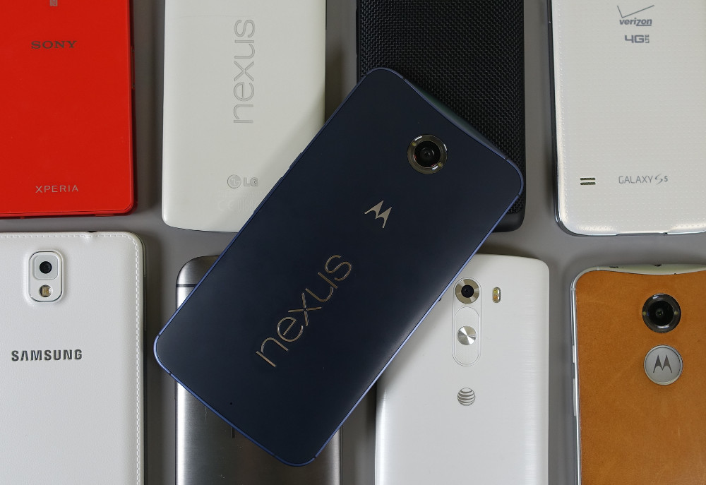 nexus 6 phones