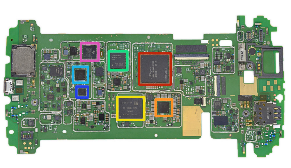 nexus 6 teardown1