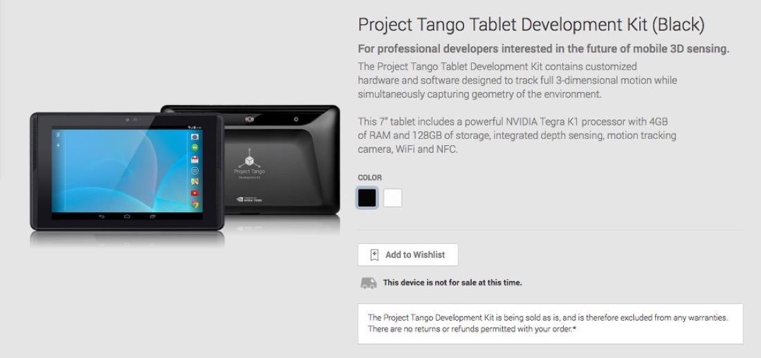 project tango-7