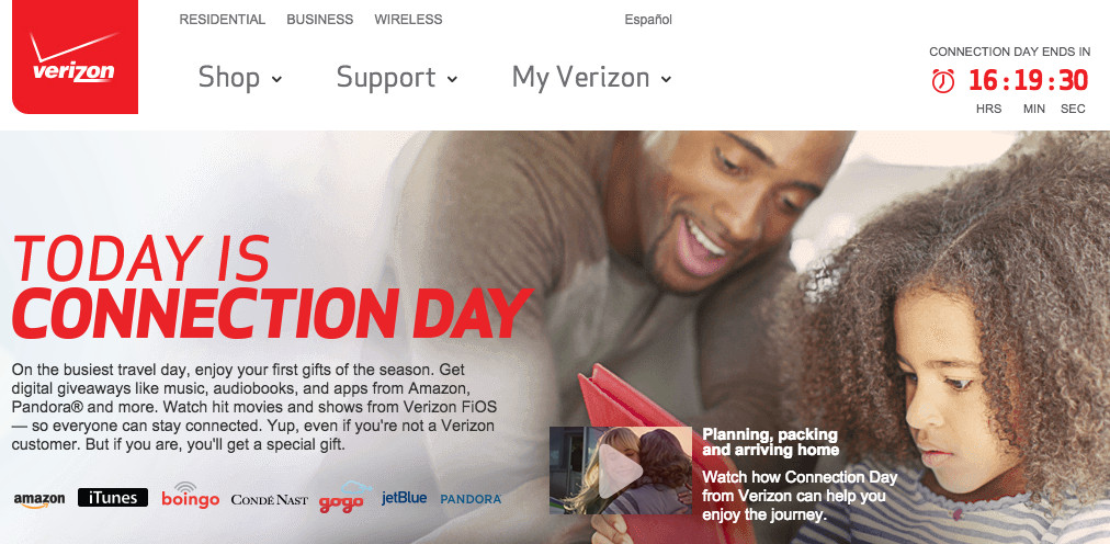 verizon connection day