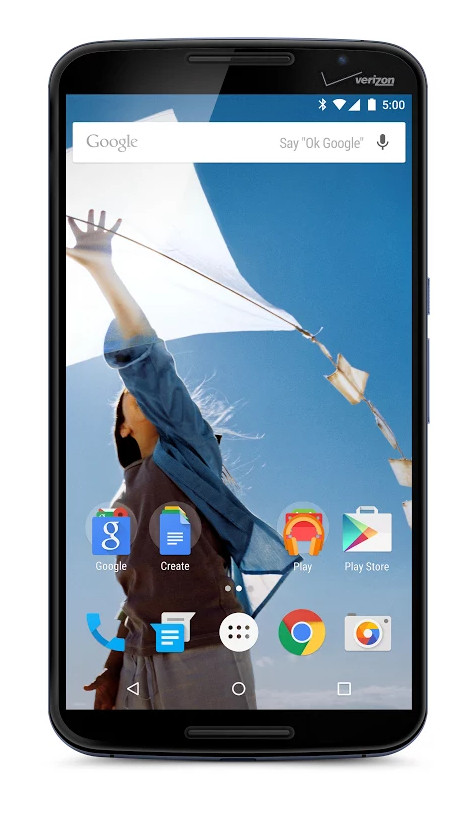 verizon nexus 6-1