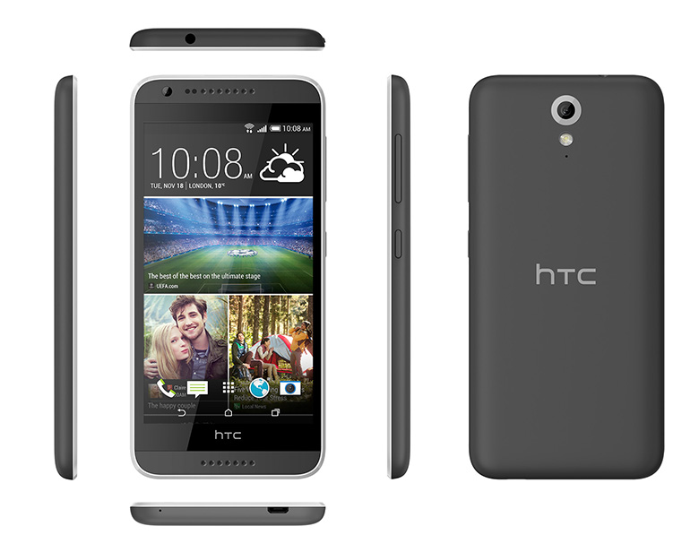 Htc Desire 620 Made Official Features 5 720p Display And Snapdragon 410 Processor Droid Life