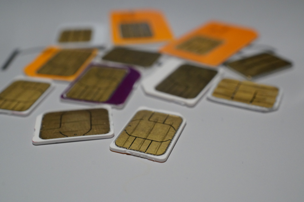 how to set up new sim card