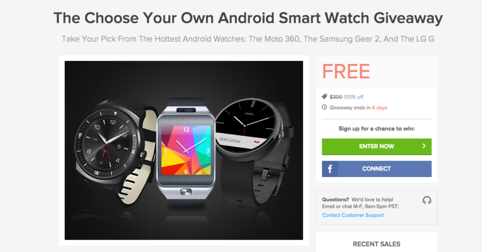 DL Deals Contest Reminder: Win Your Choice of Android