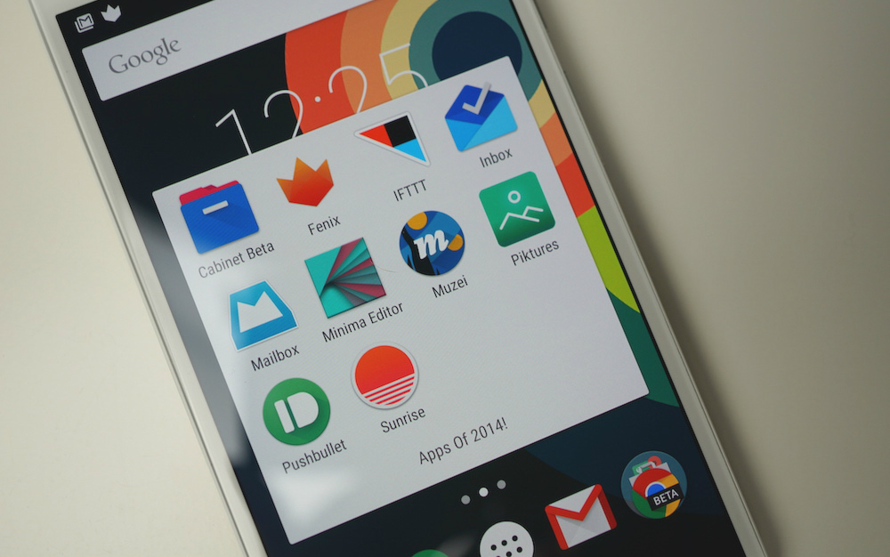 Top 10 Apps of 2014