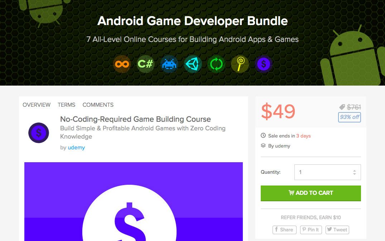android dev bundle