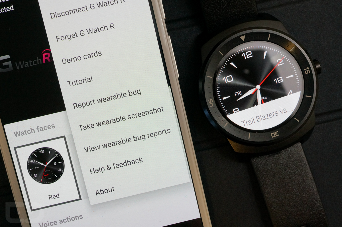 android wear screen-1
