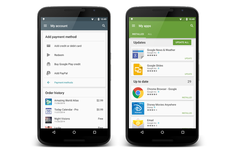 download google play store for android 5.1.1