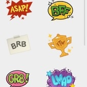 hangouts stickers1